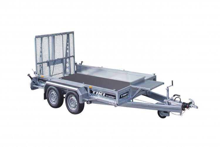 TP300-DLB [Priekabų standartinė įranga gali skirtis nuo pavaizduotos komplektacijos paveiksliuke]