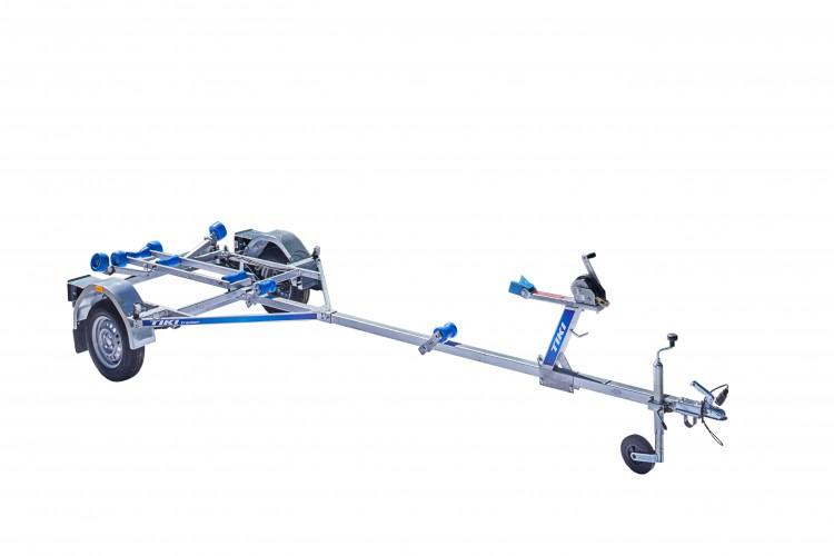 BS600-L [Priekabų standartinė įranga gali skirtis nuo pavaizduotos komplektacijos paveiksliuke]