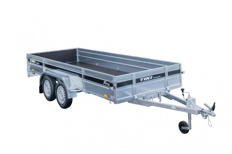 CP400-DLH PRO [Priekabų standartinė įranga gali skirtis nuo pavaizduotos komplektacijos paveiksliuke]