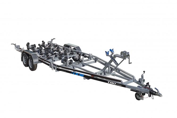 BP3500-DRB Multiroller [Priekabų standartinė įranga gali skirtis nuo pavaizduotos komplektacijos paveiksliuke]