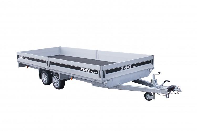 CP600-DRBW/DROP/3500kg [Priekabų standartinė įranga gali skirtis nuo pavaizduotos komplektacijos paveiksliuke]