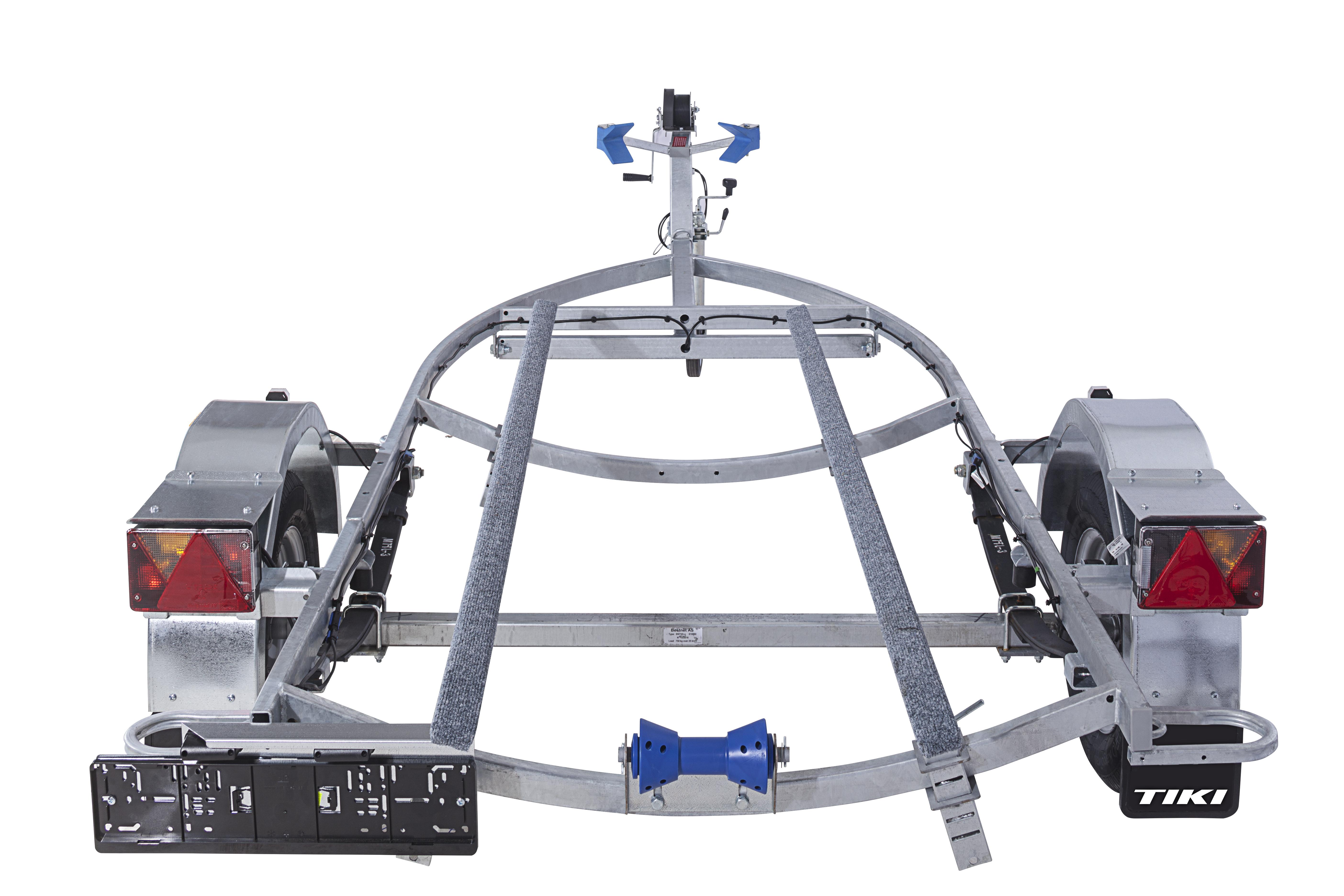 JS750-L/tip (BS300-L/tip) [Priekabų standartinė įranga gali skirtis nuo pavaizduotos komplektacijos paveiksliuke]