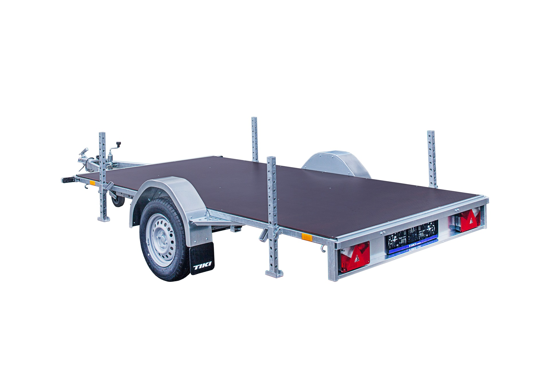 CP300-L/FLAT [Priekabų standartinė įranga gali skirtis nuo pavaizduotos komplektacijos paveiksliuke]