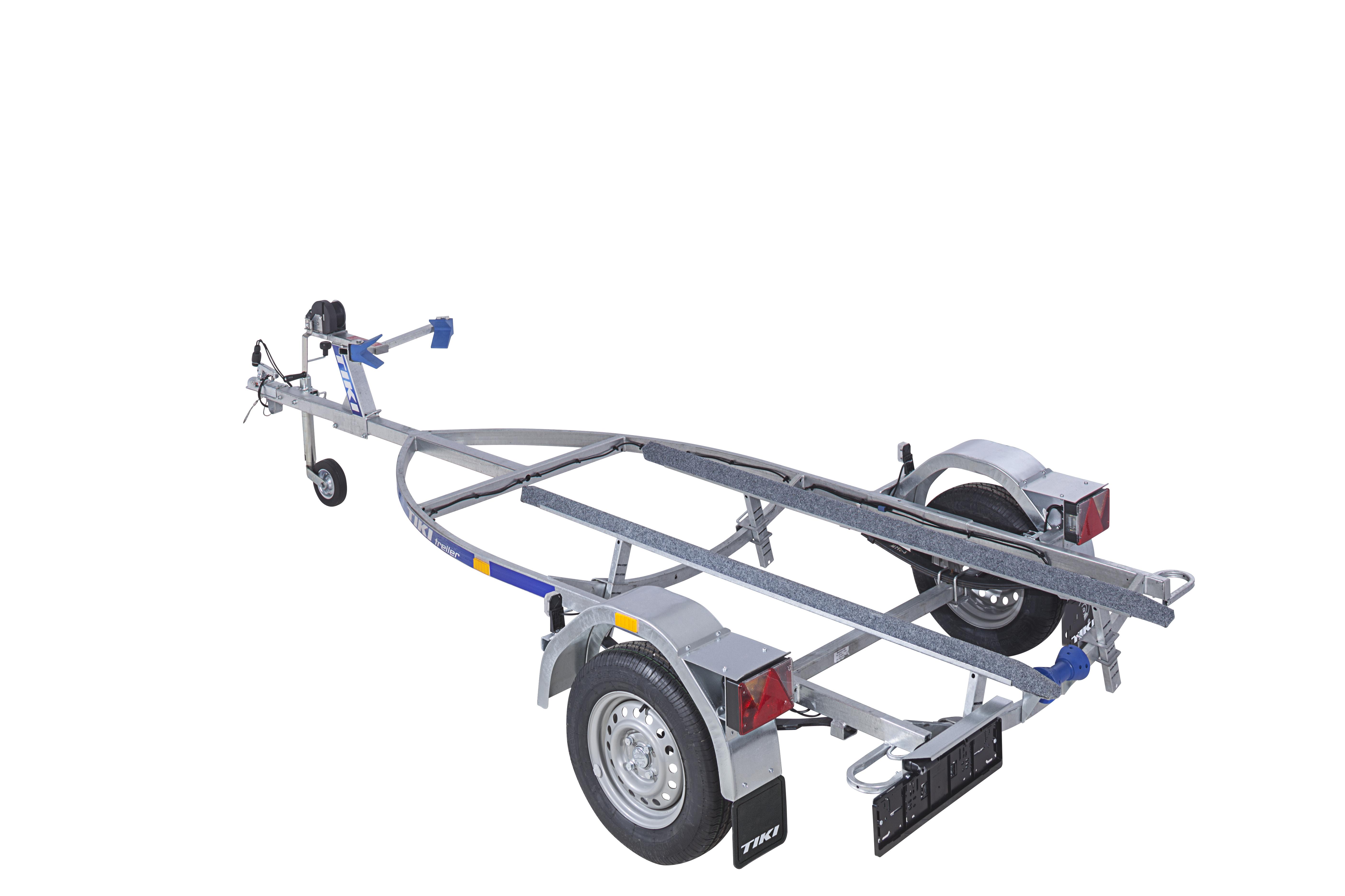 JS750-L  (BS300-L) [Priekabų standartinė įranga gali skirtis nuo pavaizduotos komplektacijos paveiksliuke]
