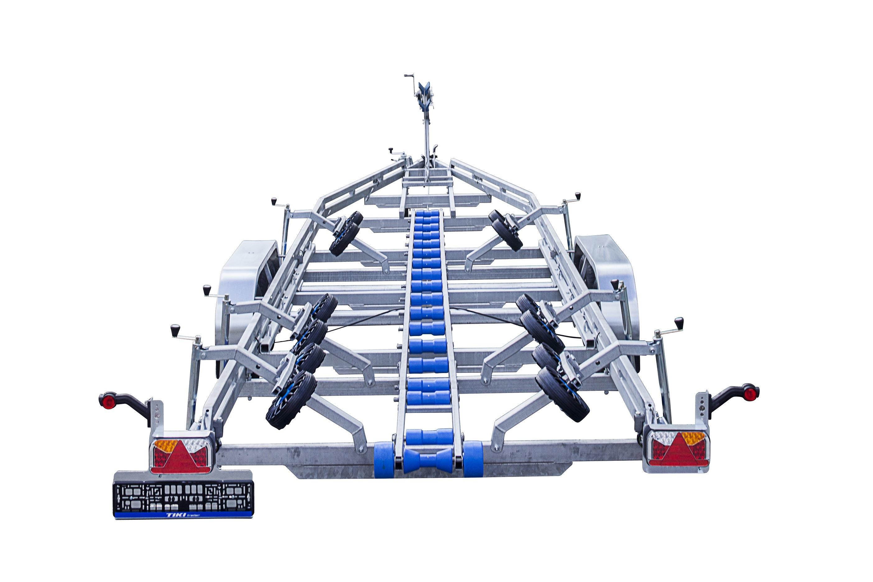 BP3500-DRB/XL [Priekabų standartinė įranga gali skirtis nuo pavaizduotos komplektacijos paveiksliuke]