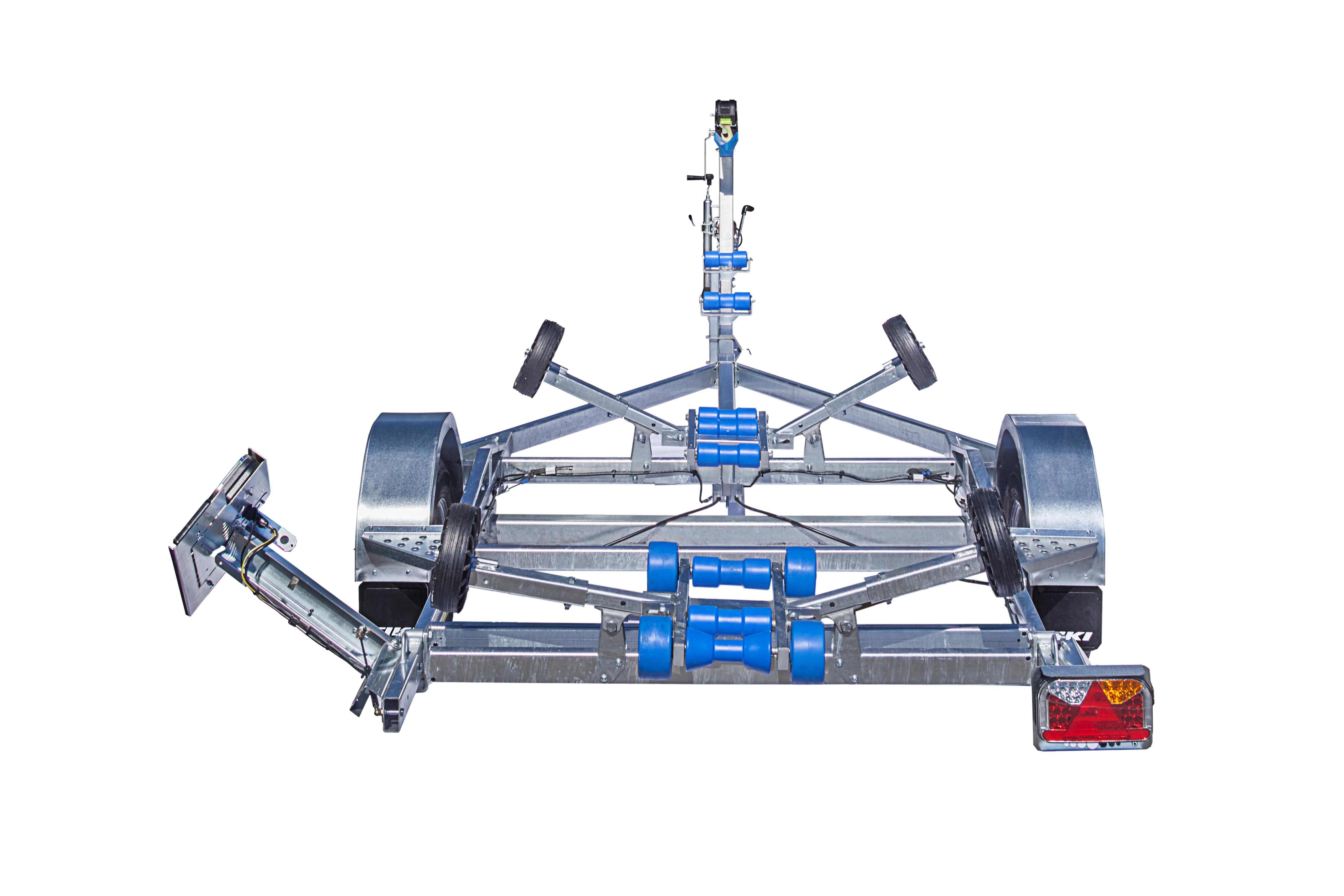 BP1500-RB [Priekabų standartinė įranga gali skirtis nuo pavaizduotos komplektacijos paveiksliuke]